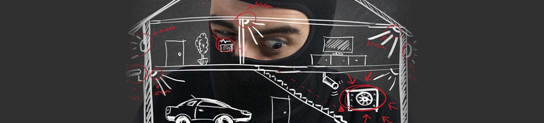 Hervorragend Alarmanlagen Franck Tür- und Fenstersicherung MU75